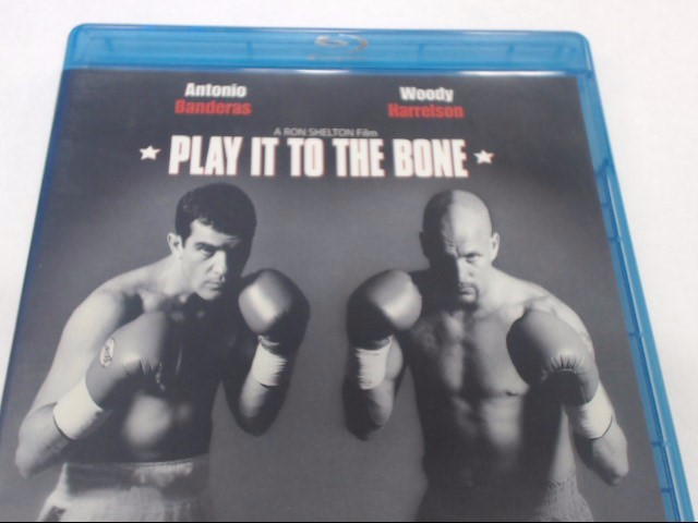 PLAY IT TO THE BONE - BLU-RAY MOVIE
