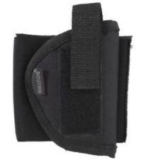 M&M MERCHANDISERS PROTECH WANK-1R RIGHT ANKLE HOLSTER FOR MOST SMALL FRAME AUTO
