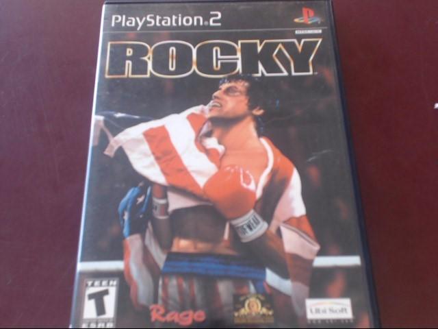 SONY PS2 ROCKY