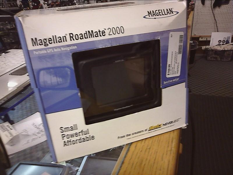 Magellan 2000 Great Condition