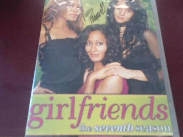 DVD BOX SET - GIRLFRIENDS 7TH SEASON