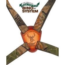 CROOKED HORN Hunting Gear SLIDE AND FLEX BINO SYSTEM