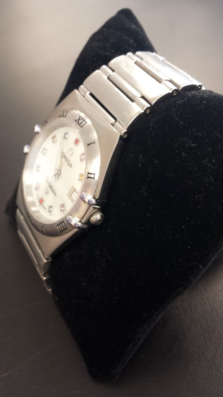OMEGA WATCH Lady's Wristwatch 1212.30 CONSTELLATION WATCH