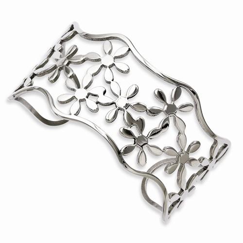 Bracelet Silver Stainless 18.7g