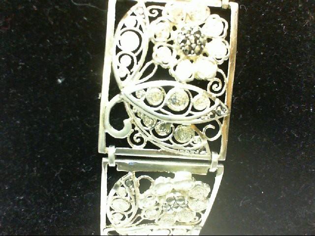Silver Bracelet 800 Silver 22g