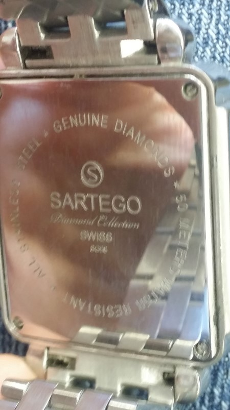 SARTEGO Lady's Wristwatch SG06