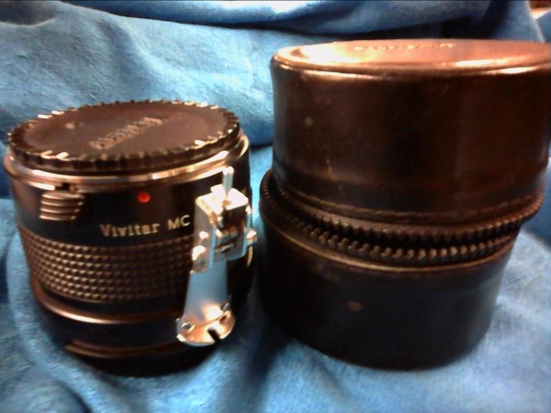 VIVITAR Lens/Filter 75-205MM VIVITAR