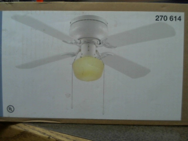"LITTLETON Appliances 42"" CEILING FAN"