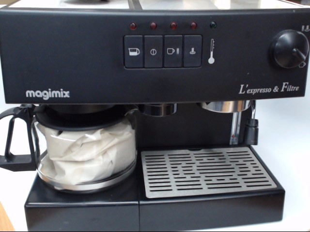 MAGIMIX Coffee Maker L'EXPRESSO & FILTRE