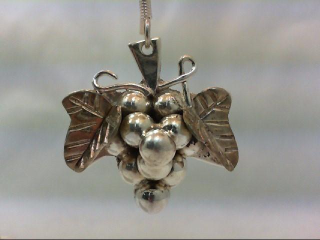 Silver Earrings 925 Silver 15g