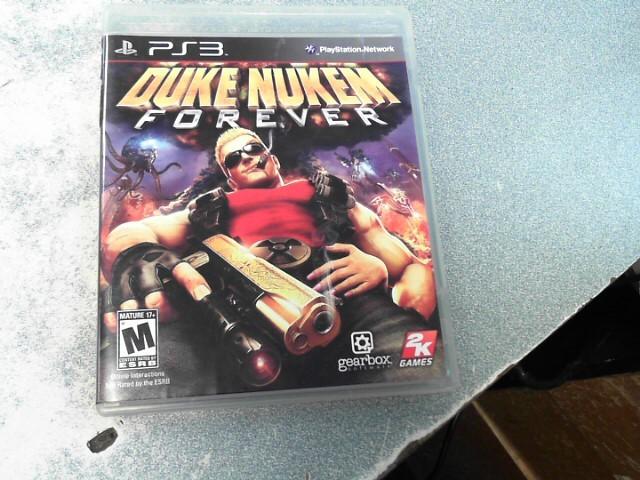 SONY Sony PlayStation 3 DUKE NUKEM FOREVER