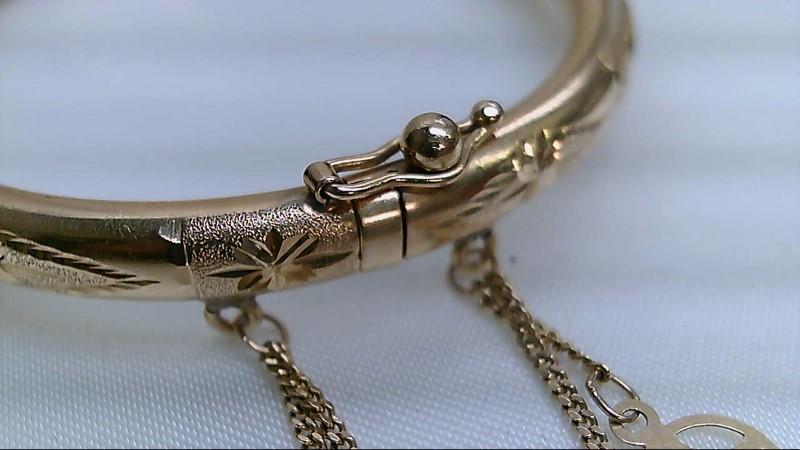 Gold Fashion Bracelet 18K Yellow Gold 13.2g