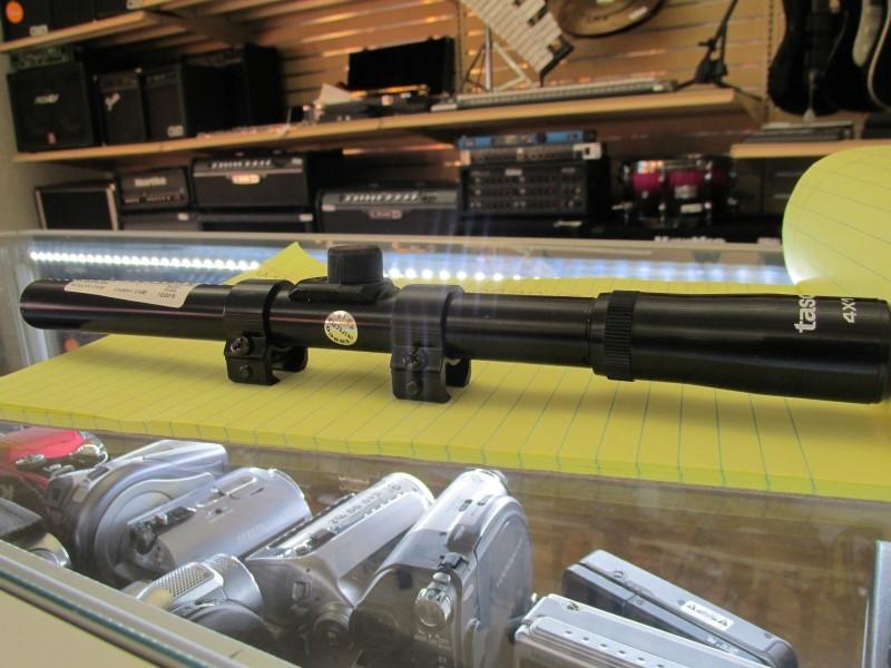 TASCO Binocular/Scope RF4X15 22 RIFLE SCOPE