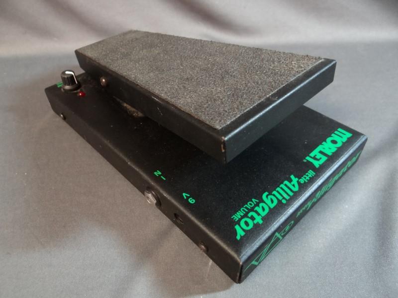 MORLEY Effect Equipment LITTLE ALLIGATOR