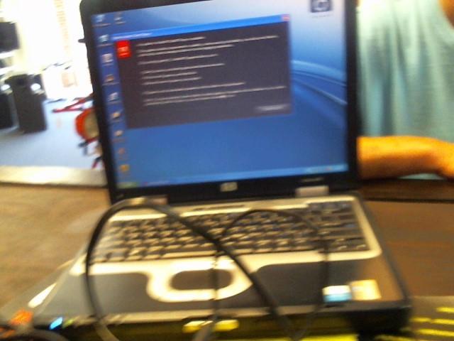 HEWLETT PACKARD Laptop/Netbook COMPAQ NC6000