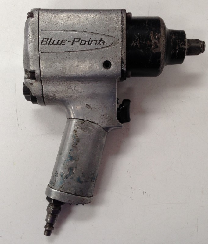 "Blue Point AT555B 1/2"" Air Pneumatic Impact Wrench"