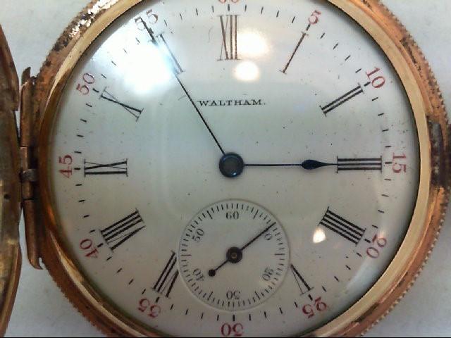 WALTHAM 15 JEWEL '1898'  SER#8581579