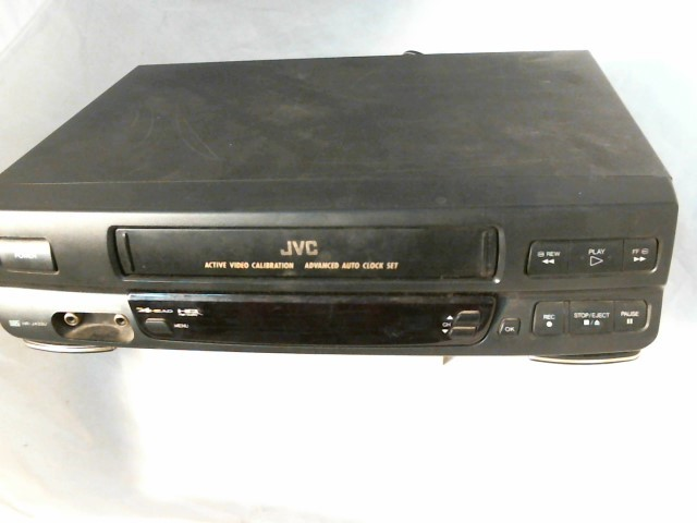 JVC Tape Player/Recorder HR-J433U