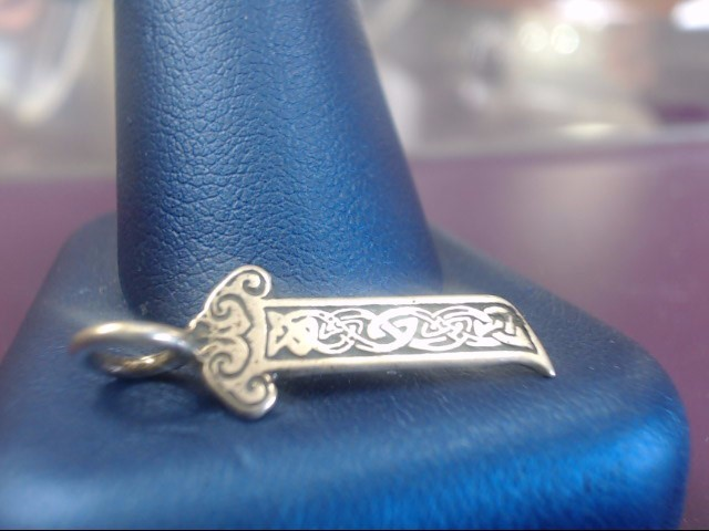 Silver Pendant 925 Silver 0.9g