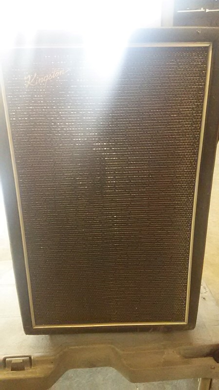 Kingston Guitar Amp 1960