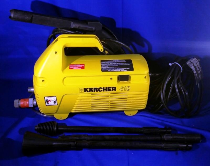 KARCHER PRESSURE WASHER 410
