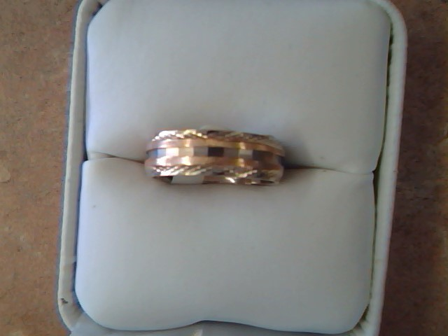 WEDDING BAND RING JEWELRY , 10KT