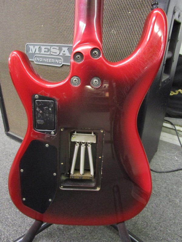 HEARTFIELD EX-1 ELECTRIC GUITAR