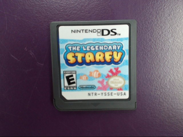 THE LEGENDARY STARFY DS
