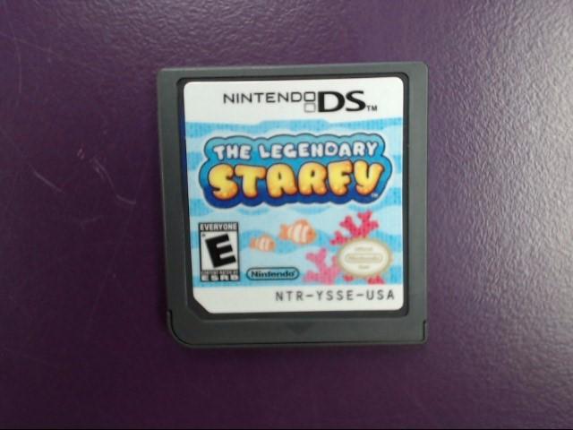 THE LEGENDARY STARFY DS