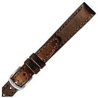 HADLEY ROMA Watch Band LS881 12R BRN