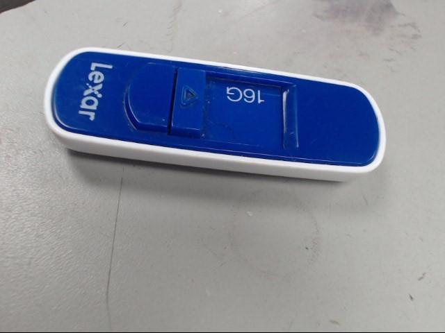 LEXAR Computer Accessories 16GB FLASH DRIVE
