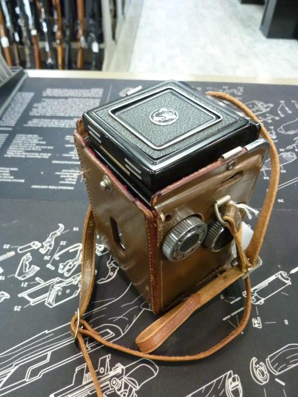YASHICA Film Camera YASHICA A