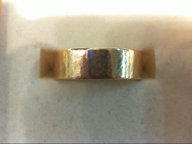 Lady's Gold Ring 14K Yellow Gold 4.8g