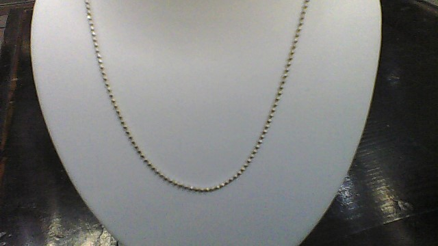 Silver Chain 925 Silver 2.06g