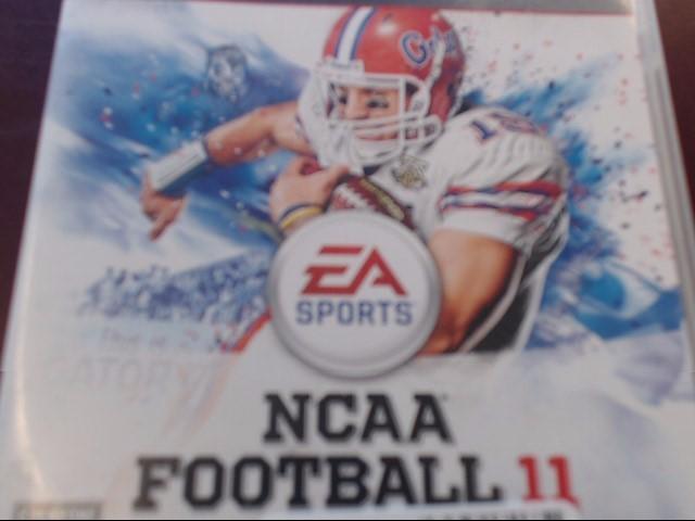 SONY PS3 NCAA FOOTBALL 11