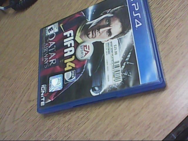 SONY Sony PlayStation 4 Game FIFA 14 - PS4