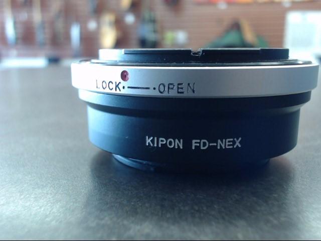 KIPON Lens Adapter FD-NEX