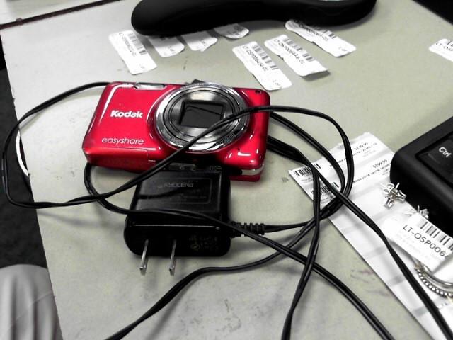 KODAK Digital Camera EASYSHARE M583