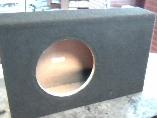 10IN PORTED TRUCK SUB BOX