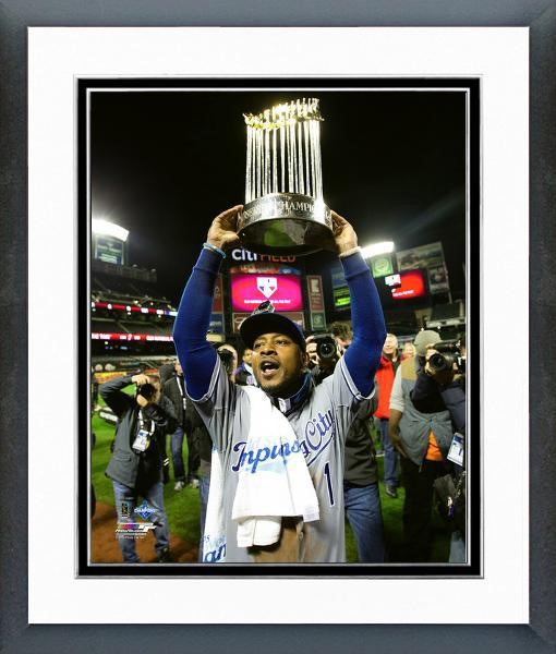 KC COLLECTIONS Sports Memorabilia ROYALS W.S. DYSON HOLDING TROPHY
