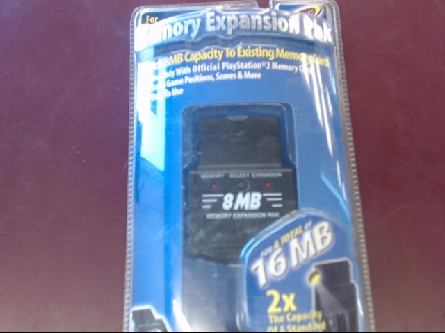 INTEC PS2 MEMORY EXPANSION PACK G7100