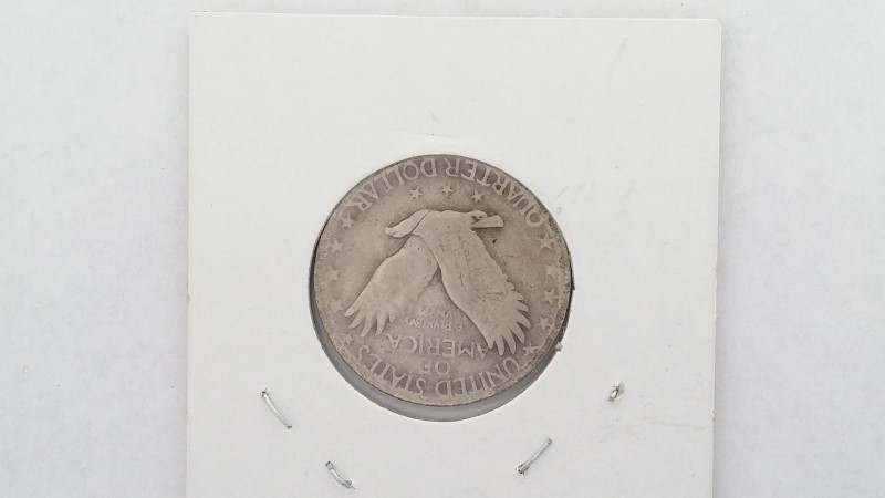 United States 1929 Standing Liberty Silver Quarter