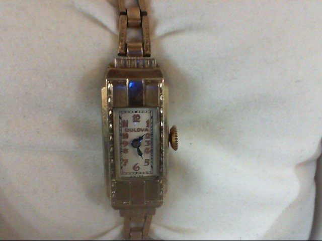 BULOVA Lady's Wristwatch 4AL