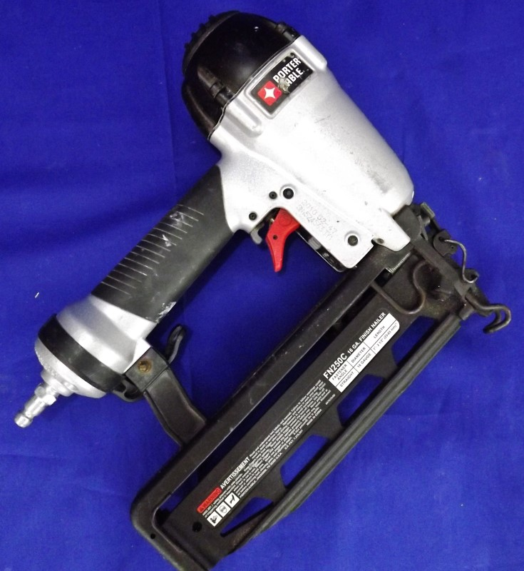 PORTER CABLE FN250C FINISHING NAILER