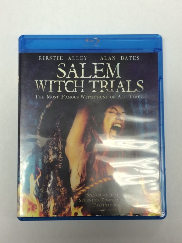 Salem Witch Trials (Blu Ray, 2008)