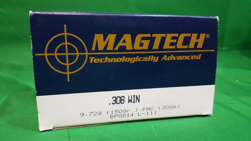 MAGTECH Ammunition 308 WIN 308 WIN