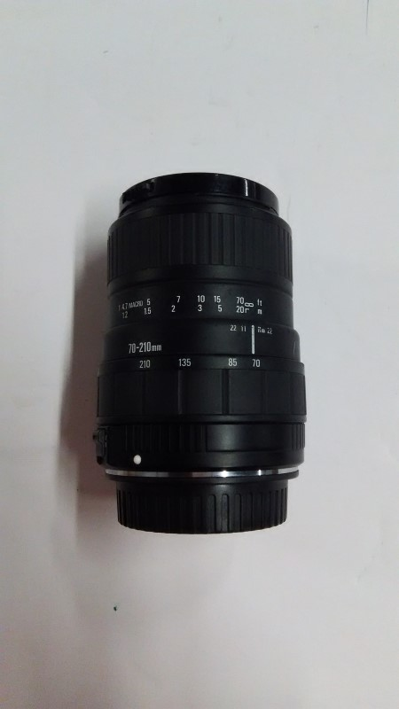 SIGMA Lens/Filter 70-210MM SIGMA UC ZOOM
