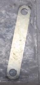HARLEY DAVIDSON 59166-80, FRONT FENDER LOCK PLATE