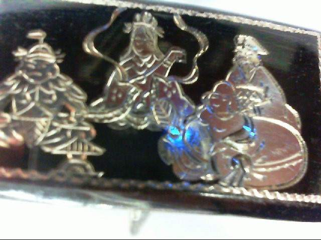 Silver Cuff Links 925 Silver 16.7g