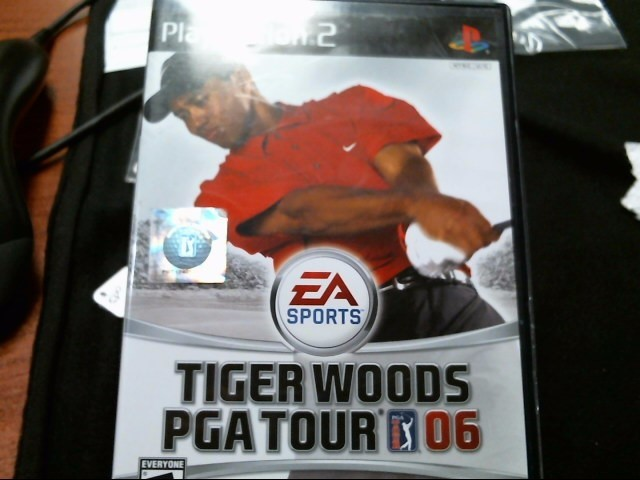 SONY Sony PlayStation 2 TIGER WOODS PGA TOUR 2006 -PS2